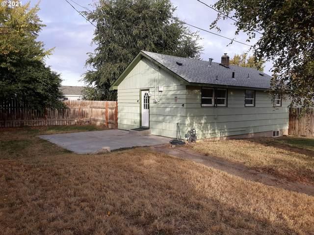 850 S Main St, Stanfield, OR 97875 (MLS #21518357) :: Stellar Realty Northwest