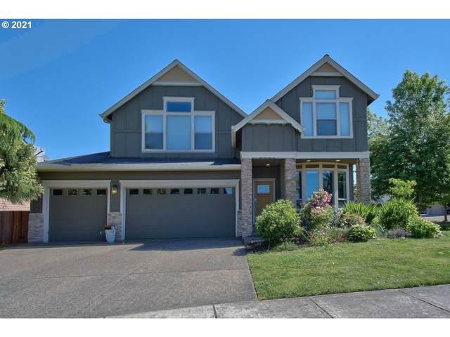 19231 Rose Rd, Oregon City, OR 97045 (MLS #21518481) :: Lux Properties
