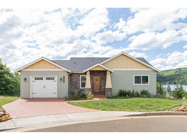 6300 Lakepointe Way, Sweet Home, OR 97386 (MLS #21518493) :: Fox Real Estate Group