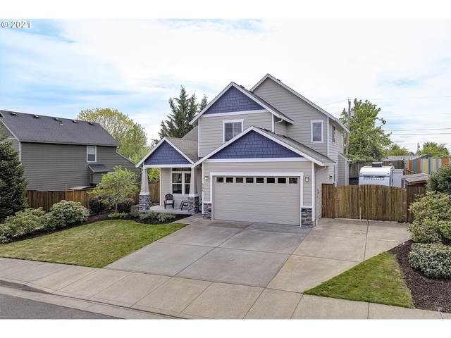 505 E Washington St, Carlton, OR 97111 (MLS #21518528) :: Cano Real Estate