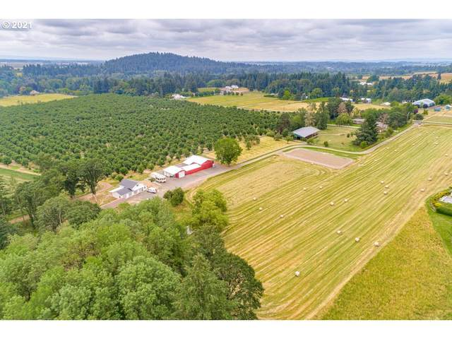 34530 SW Ladd Hill Rd, Wilsonville, OR 97070 (MLS #21518732) :: Change Realty
