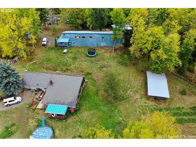 5813 NE Landerholm Rd, La Center, WA 98629 (MLS #21518855) :: Oregon Farm & Home Brokers