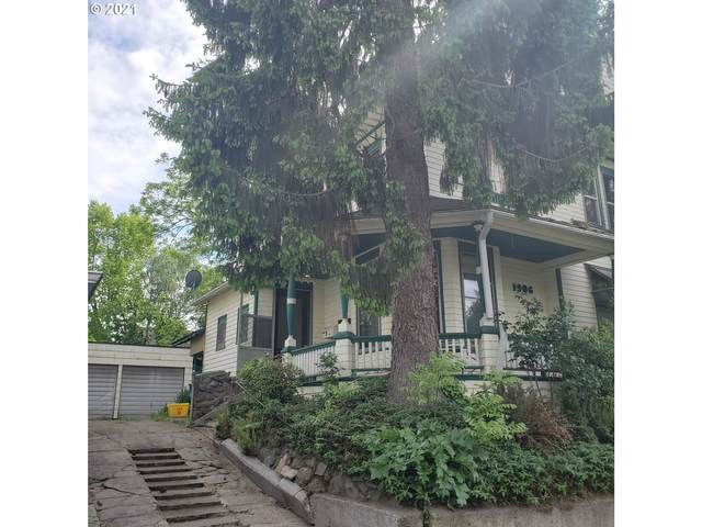 1906 SE Ankeny St, Portland, OR 97214 (MLS #21518903) :: RE/MAX Integrity