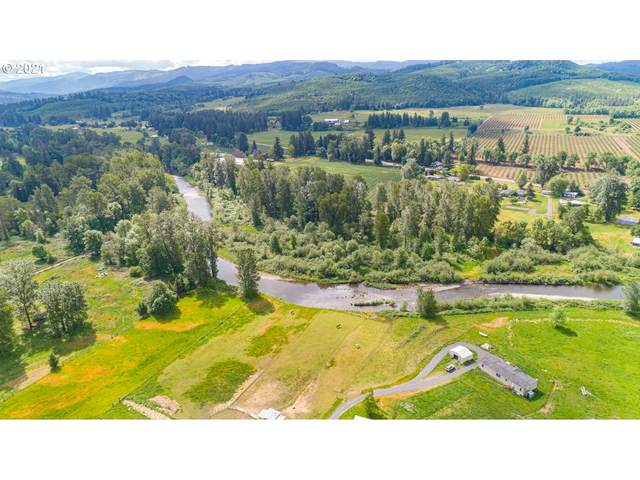 39520 Crawfordsville Dr, Sweet Home, OR 97386 (MLS #21519111) :: Fox Real Estate Group