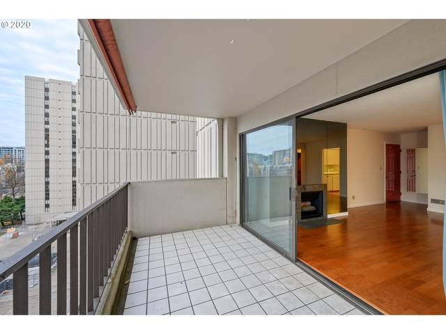 2221 SW 1ST Ave #726, Portland, OR 97201 (MLS #21519121) :: The Liu Group