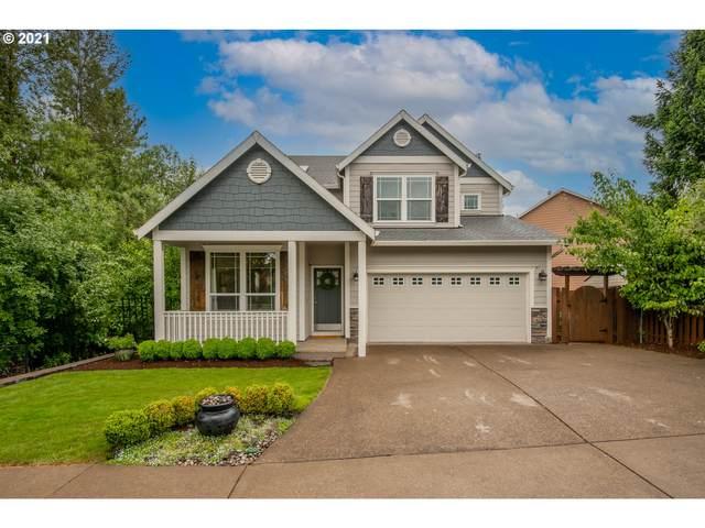 2329 SE Jasmine Way, Gresham, OR 97080 (MLS #21519228) :: Fox Real Estate Group