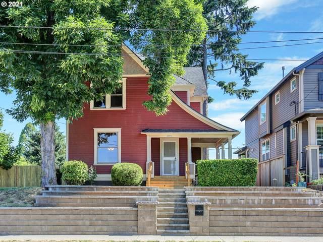 5525 N Princeton St, Portland, OR 97203 (MLS #21519233) :: Townsend Jarvis Group Real Estate