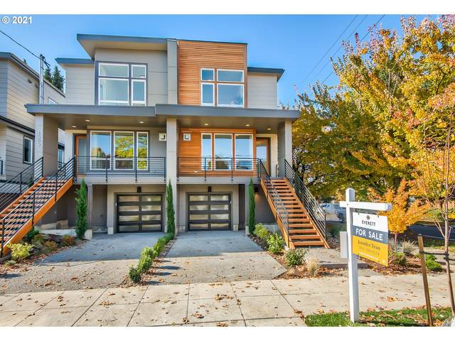 1587 NE 22ND Ave, Portland, OR 97232 (MLS #21519482) :: Brantley Christianson Real Estate