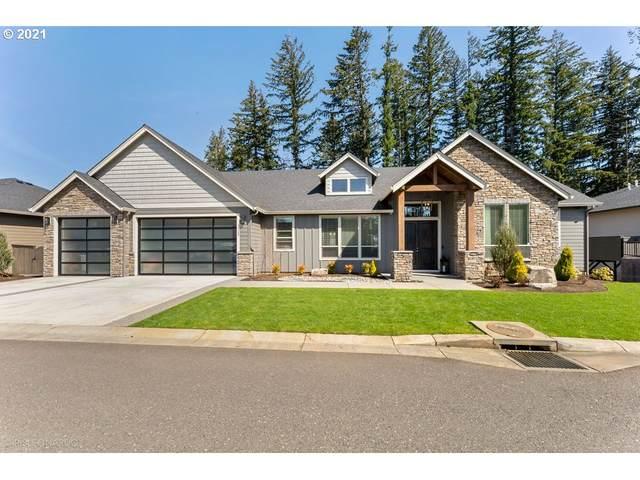 3125 NW Lake Pl, Camas, WA 98607 (MLS #21519755) :: Song Real Estate