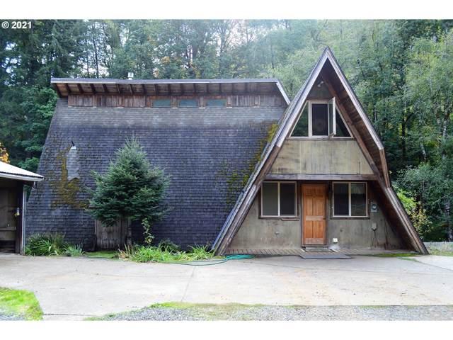 39605 SW Coast Creek Rd, Willamina, OR 97396 (MLS #21519934) :: Fox Real Estate Group