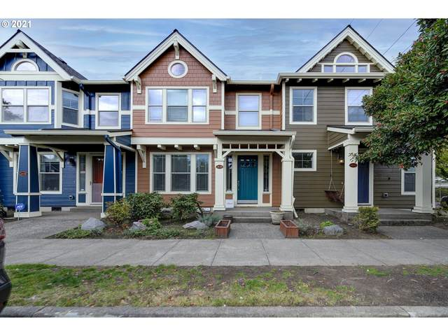 1439 SE Harney St, Portland, OR 97202 (MLS #21519952) :: Real Tour Property Group