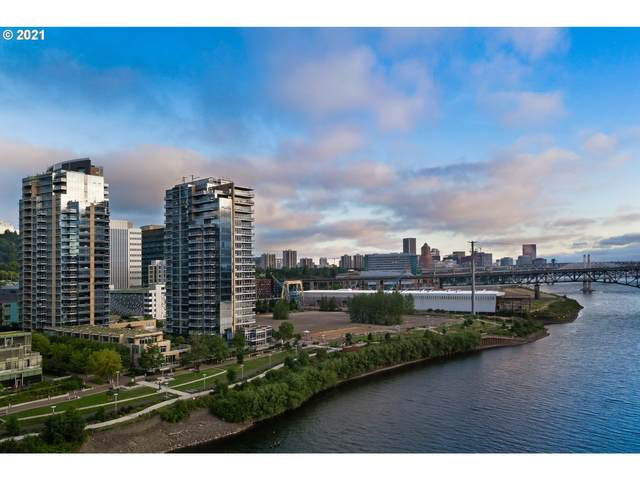 836 S Curry St #1804, Portland, OR 97239 (MLS #21520083) :: The Liu Group