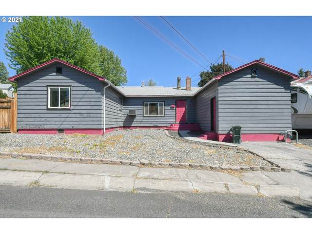 1009 NW Horn Ave, Pendleton, OR 97801 (MLS #21520096) :: Townsend Jarvis Group Real Estate