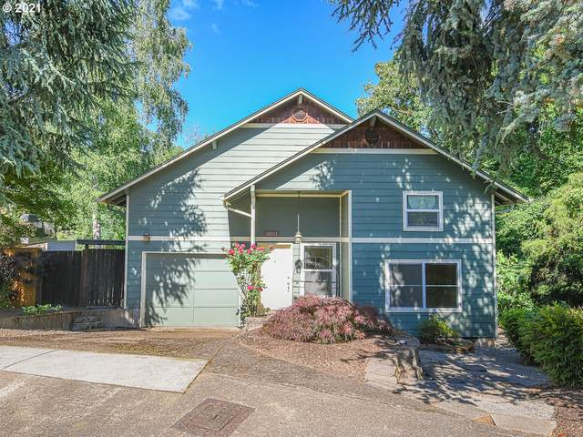 10011 SW 36TH Ct, Portland, OR 97219 (MLS #21520134) :: Real Estate by Wesley