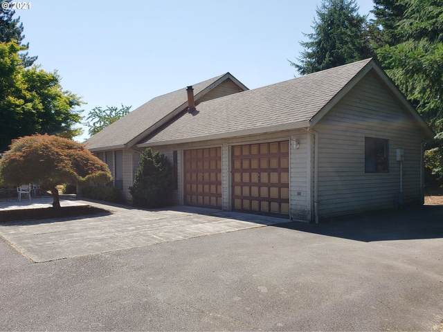 50528 Hillcrest Dr, Scappoose, OR 97056 (MLS #21520323) :: Next Home Realty Connection