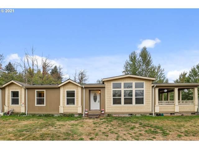 8510 SE 307TH Ave, Gresham, OR 97080 (MLS #21520644) :: Fox Real Estate Group
