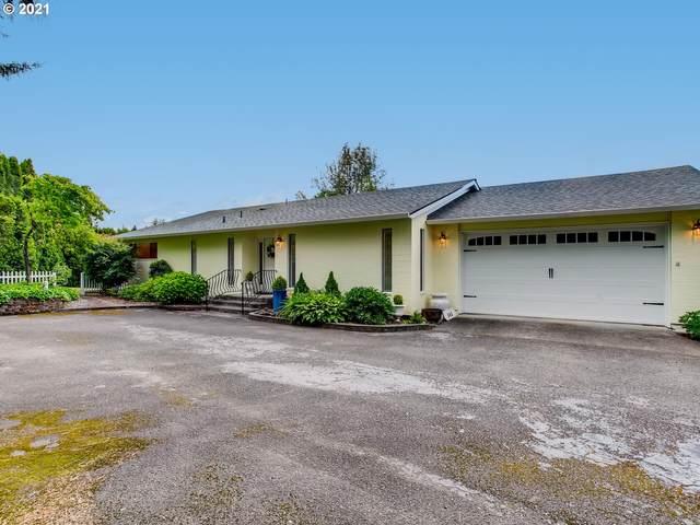 545 SW 8TH Cir, Troutdale, OR 97060 (MLS #21520737) :: Keller Williams Portland Central