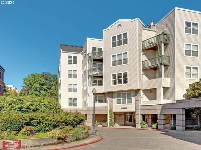 1616 S Harbor Way #603, Portland, OR 97201 (MLS #21520986) :: Coho Realty