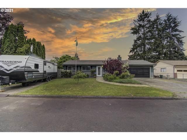 7400 NE 129TH Ave, Vancouver, WA 98682 (MLS #21521067) :: Stellar Realty Northwest