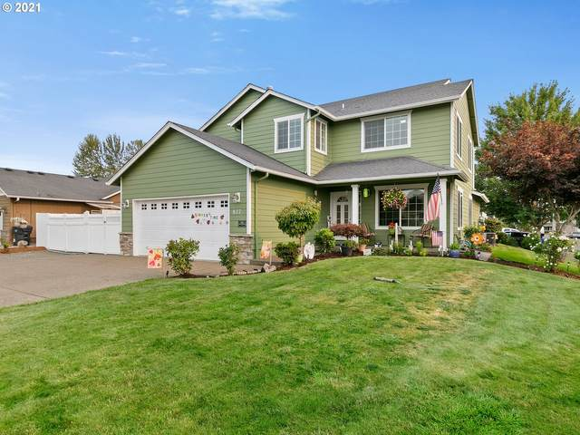 877 Meadow Dr, Molalla, OR 97038 (MLS #21521129) :: Cano Real Estate