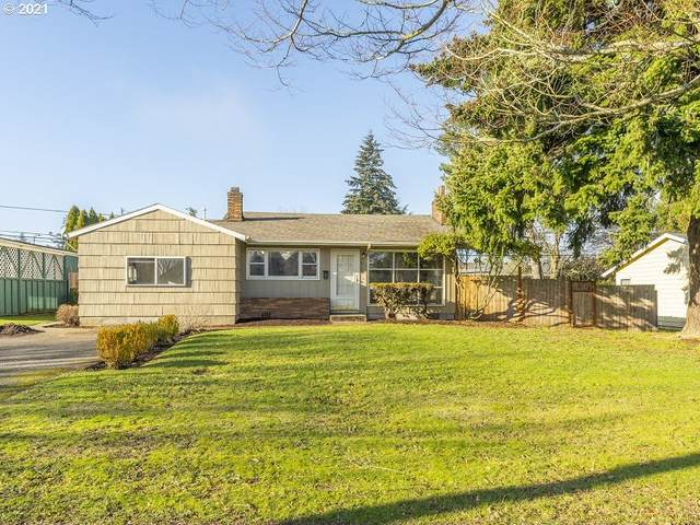 2915 NE 122ND Ave, Portland, OR 97230 (MLS #21521141) :: Song Real Estate