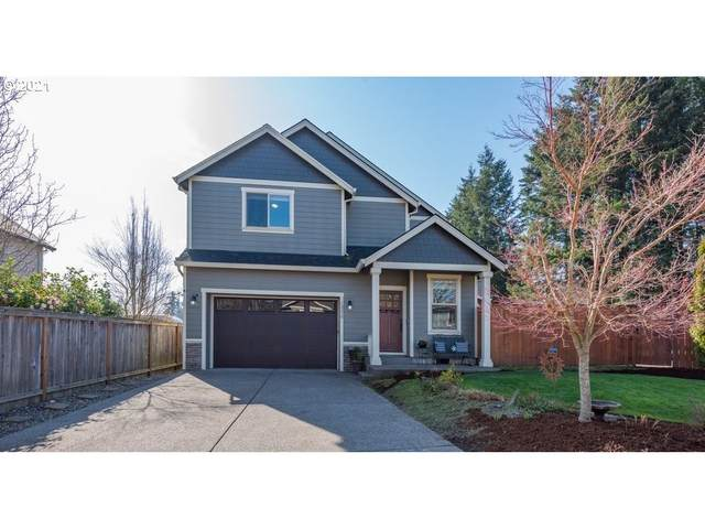 13350 SE Highpointe St, Clackamas, OR 97015 (MLS #21521319) :: Tim Shannon Realty, Inc.