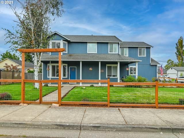 873 Osprey Loop, Creswell, OR 97426 (MLS #21521385) :: Lux Properties