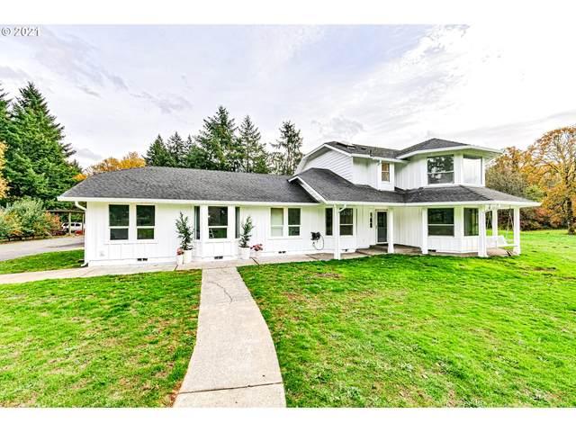 14101 NE 144TH St, Brush Prairie, WA 98606 (MLS #21521455) :: Real Estate by Wesley