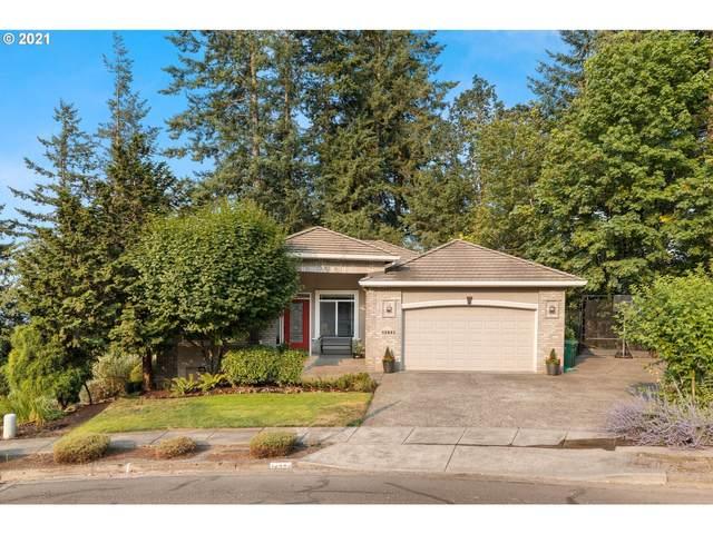 12443 SE Deerfield Pl, Happy Valley, OR 97086 (MLS #21521457) :: Townsend Jarvis Group Real Estate