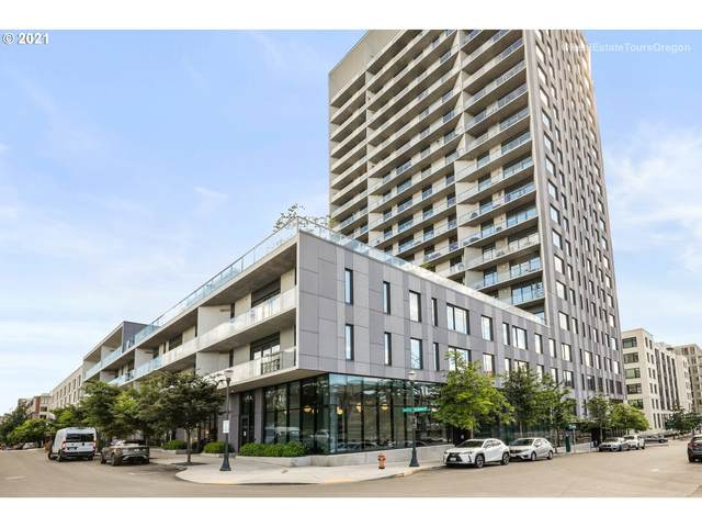 1150 NW Quimby St #1910, Portland, OR 97209 (MLS #21521521) :: Coho Realty