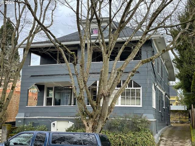 4047 SE Main St, Portland, OR 97214 (MLS #21521763) :: Next Home Realty Connection