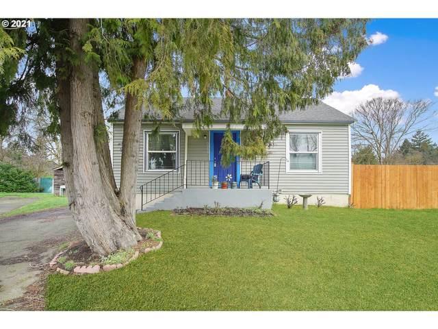 8905 SE Henderson St, Portland, OR 97266 (MLS #21521812) :: Fox Real Estate Group