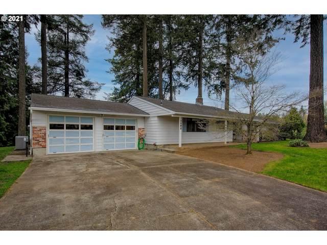 12895 SE Kuehn Rd, Milwaukie, OR 97222 (MLS #21521820) :: Fox Real Estate Group