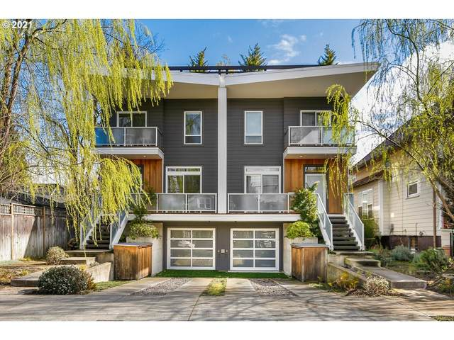 3616 NE Rodney Ave, Portland, OR 97212 (MLS #21521963) :: Townsend Jarvis Group Real Estate