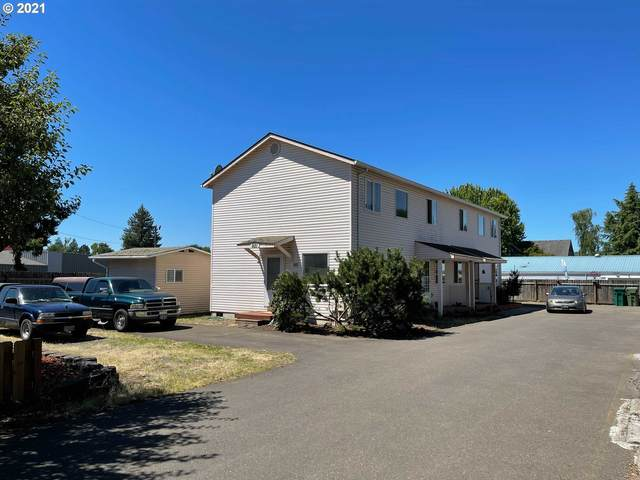 921 N Meridian St, Newberg, OR 97132 (MLS #21522183) :: Premiere Property Group LLC