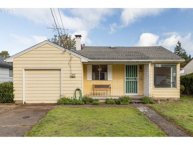8527 NE Thompson St, Portland, OR 97220 (MLS #21522389) :: Fox Real Estate Group