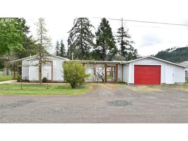 108 East Ave, Sutherlin, OR 97479 (MLS #21522604) :: Stellar Realty Northwest
