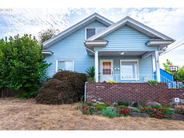 8545 N Tioga Ave, Portland, OR 97203 (MLS #21523052) :: Townsend Jarvis Group Real Estate