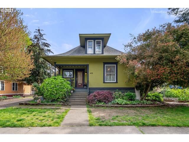432 NE Jackson St, Hillsboro, OR 97124 (MLS #21523059) :: Townsend Jarvis Group Real Estate