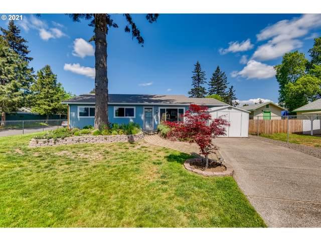14029 SE Center St, Portland, OR 97236 (MLS #21523190) :: Stellar Realty Northwest