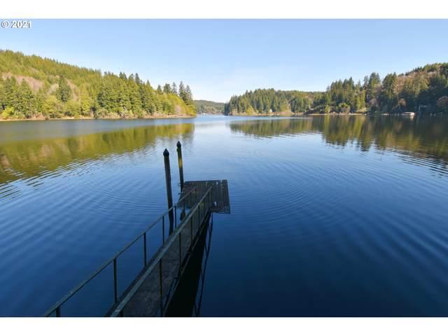 482 N Tenmile Lake, Lakeside, OR 97449 (MLS #21523258) :: Fox Real Estate Group