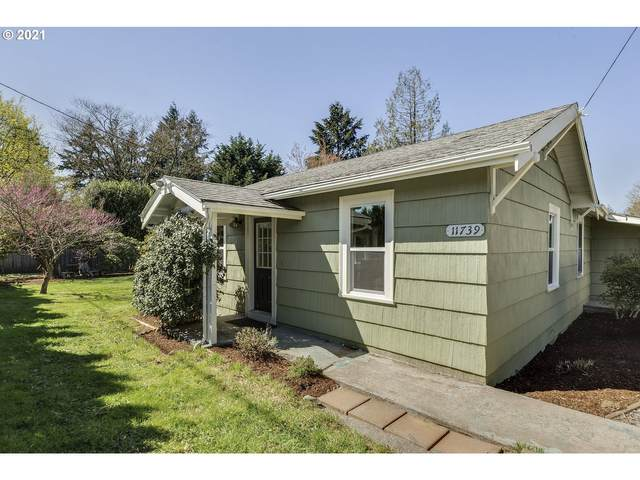 11739 SE Reedway St, Portland, OR 97266 (MLS #21523559) :: Stellar Realty Northwest