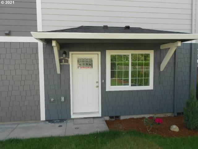7949 SE Glencoe #9, Milwaukie, OR 97222 (MLS #21523705) :: Change Realty