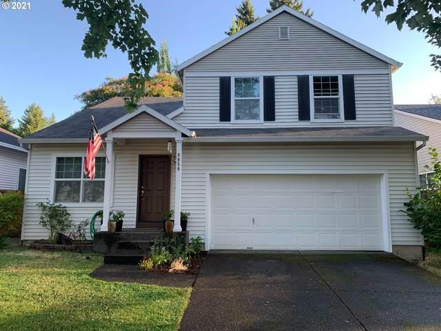 6959 NE Willowgrove St, Hillsboro, OR 97124 (MLS #21523810) :: Premiere Property Group LLC
