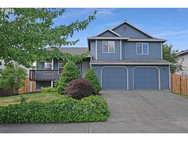 7148 SE Ariel St, Hillsboro, OR 97123 (MLS #21523914) :: Holdhusen Real Estate Group