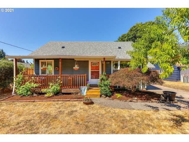 1129 SE 151ST Ave, Portland, OR 97233 (MLS #21524102) :: Song Real Estate