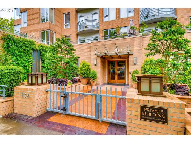 1132 SW 19TH Ave #604, Portland, OR 97205 (MLS #21524227) :: The Liu Group
