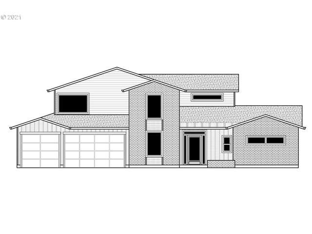 3530 NW Mcmaster Dr, Camas, WA 98607 (MLS #21524297) :: Next Home Realty Connection