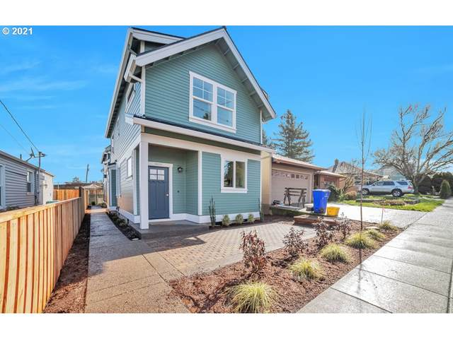 4420 NE 65TH Ave A, Portland, OR 97218 (MLS #21524327) :: Real Tour Property Group