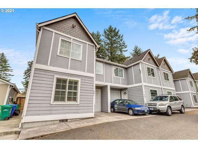 11744 SE Foster Rd, Portland, OR 97266 (MLS #21524622) :: Premiere Property Group LLC